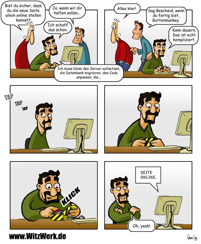 Das Labor: Witzwerk-WG #1