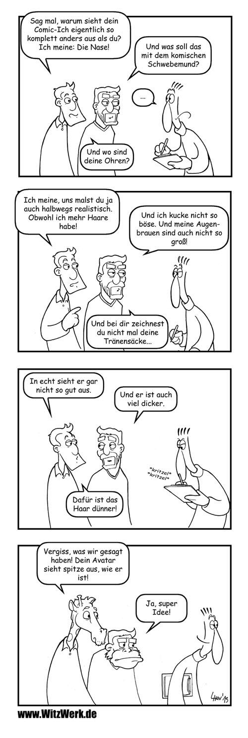 Das Labor: WitzWer-WG 2